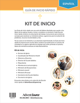 Quick Start Guide Starter Kit (Spanish)