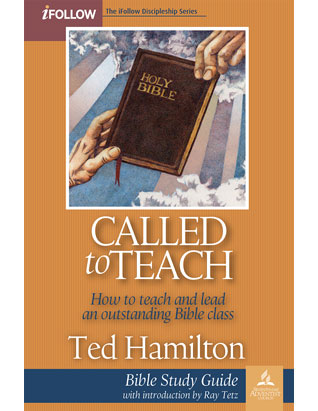 Called to Teach - Bible Study Guide