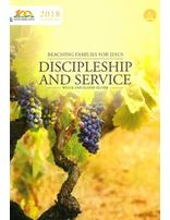 Discipleship and Service: Reaching Families for Jesus - 2018 Planbook (GC Edition)