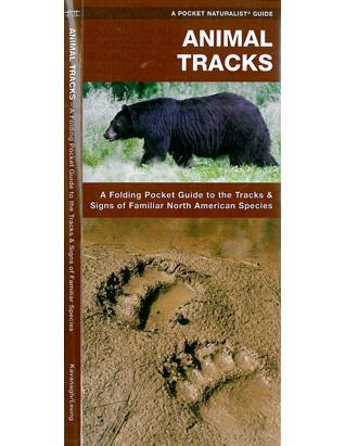 Pocket Guide - Animal Tracks