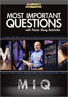 Most Important Questions DVD + Workbook Set
