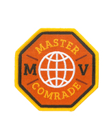 Vintage MV Master Comrade Patch