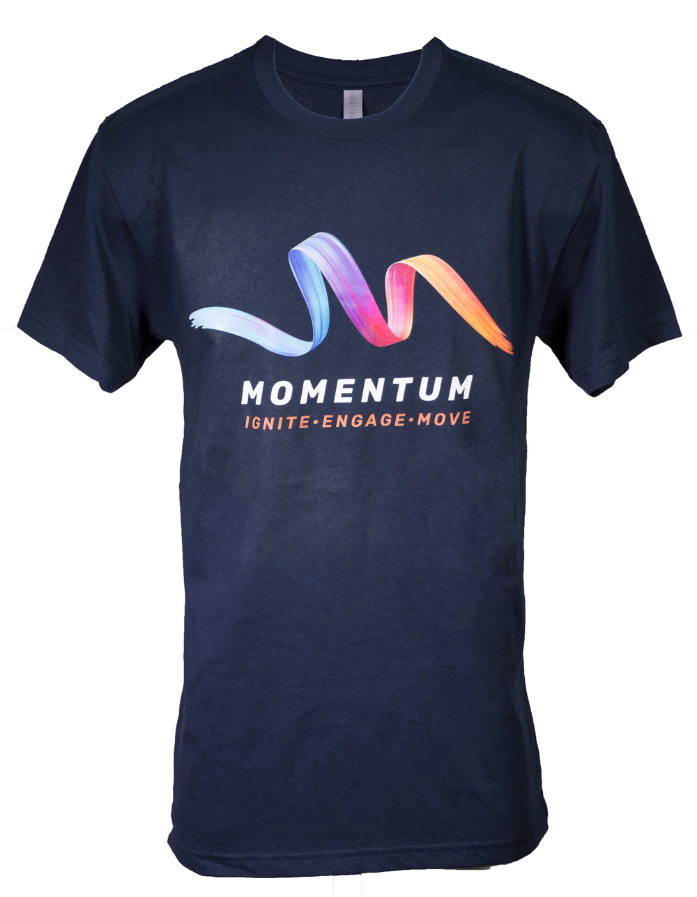 Youth Ministries Momentum T-Shirt - Blue