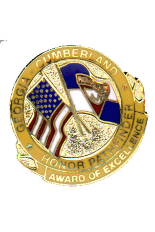 Georgia-Cumberland Conference Guide Honor Pin