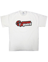 Mission Life Guard T-Shirt-White