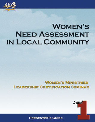 Women's Need Assessment In Local Community