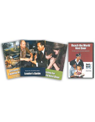 Reach the World Next Door - Training Kit