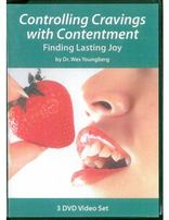 Controlling Cravings with Contentment DVD Set