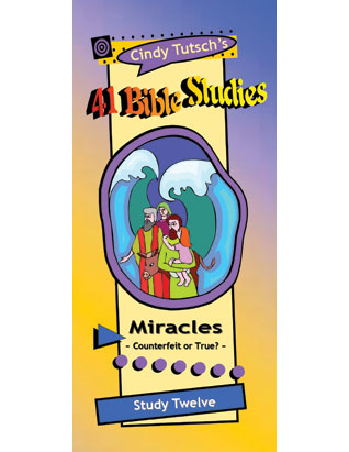 41 Bible Studies/#12 Miracles