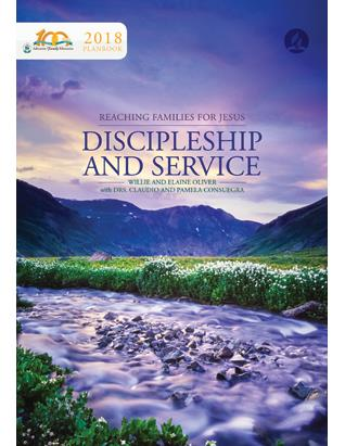 Discipleship and Service:  Reaching Families for Jesus - 2018 Planbook (NAD Edition)