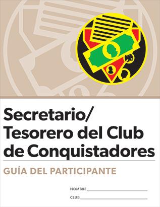 Certificación para Secretario/Tesorero del club de Conquistadores: Guía del participante