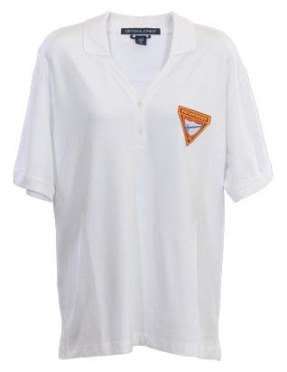 Pathfinder Sport Shirt White - Women's