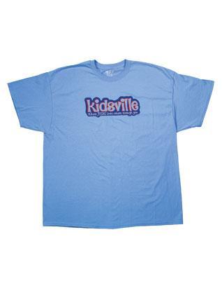 VBX Kidsville Adult  T-shirts
