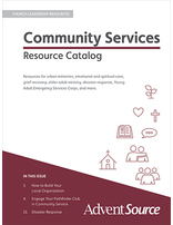 Community Services Catalog