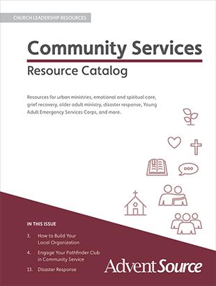 Community Service Catalog