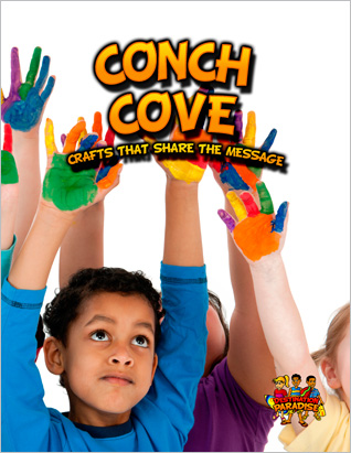 Destination Paradise VBS - Conch Cove Leader's Guide (Crafts)