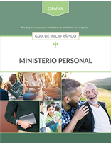Personal Ministries Quick Start Guide (Espagnol)