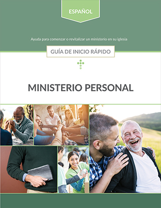 Personal Ministries Quick Start Guide (Spanish)