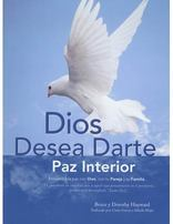 God's Heart Call to Inner Peace (Spanish)