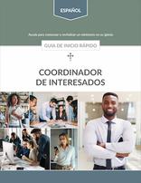 Interest Coordinator Quick Start Guide (Spanish)