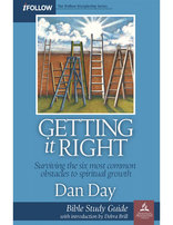Getting It Right - Bible Study Guide