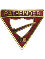 Pathfinder Triangle Pin