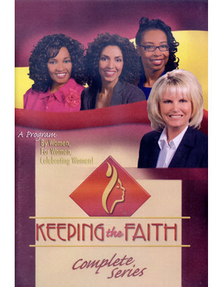 Keeping the Faith DVD--(set of 4)