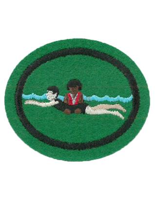 Instructor de seguridad en el agua