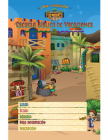 Heroes VBS Promotional Posters (Set of 5) (Spanish)