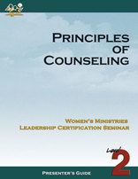 Principles of Counseling