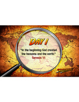 The Genesis Factor VBS: Memory Verse Posters (Set of 5)