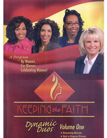 Keeping the Faith DVD--Overcoming Adversity/Hard to Diagnose Diseases