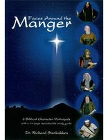 Faces Around the Manger--DVD