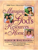 Managing God's Resources - Family Ministries Planbook