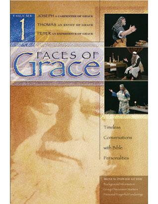 Faces of Grace Volume 1