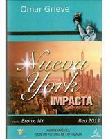 Nueva York Impacta por Omar Grieve- 2013 DVD