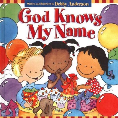 God Know My Name - Tract (25)