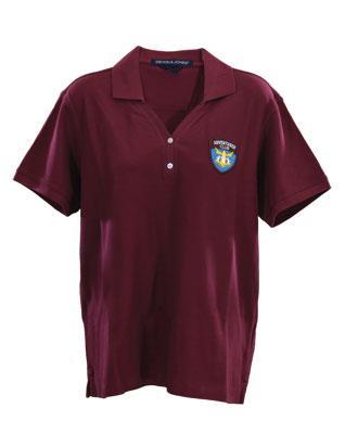 Women's Burgundy Adventurer Sport Shirt