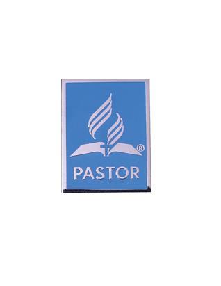 Pastor's Lapel Pin