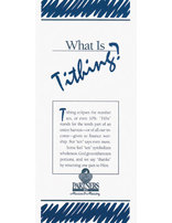 What Is Tithing?  Package of 50