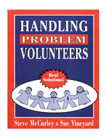 Manejo de problemas con voluntarios