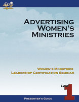 Advertising Women's Ministries