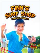 Destination Paradise VBS - Finn's Surf Shop Leaders Guide (Games)