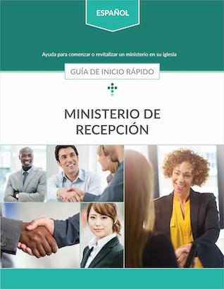 Ministerio de Recepcionistas: Guía de inicio rápido