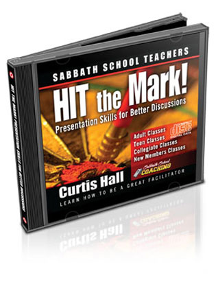 Hit the Mark CD: Presentation Skills for Better Discussions