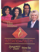 Keeping the Faith DVD-Self Image/The Internet and Children