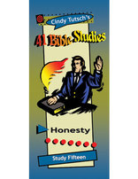 41 Bible Studies/#15 Honesty