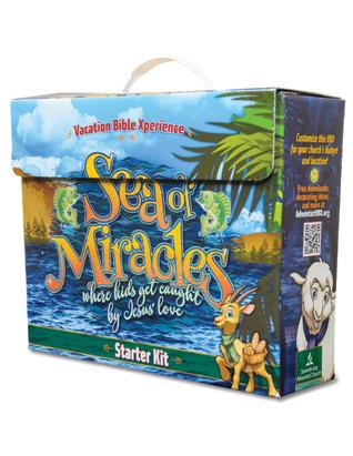 Sea of Miracles VBX Starter Kit English
