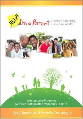 Help! I'm a Parent 13-18 - Book