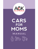 Acts of Kindness - Cars for Moms